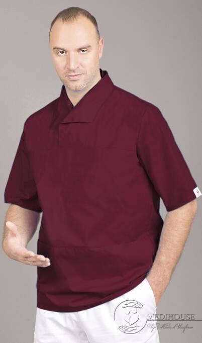 Мужская медицинская куртка мод. 9