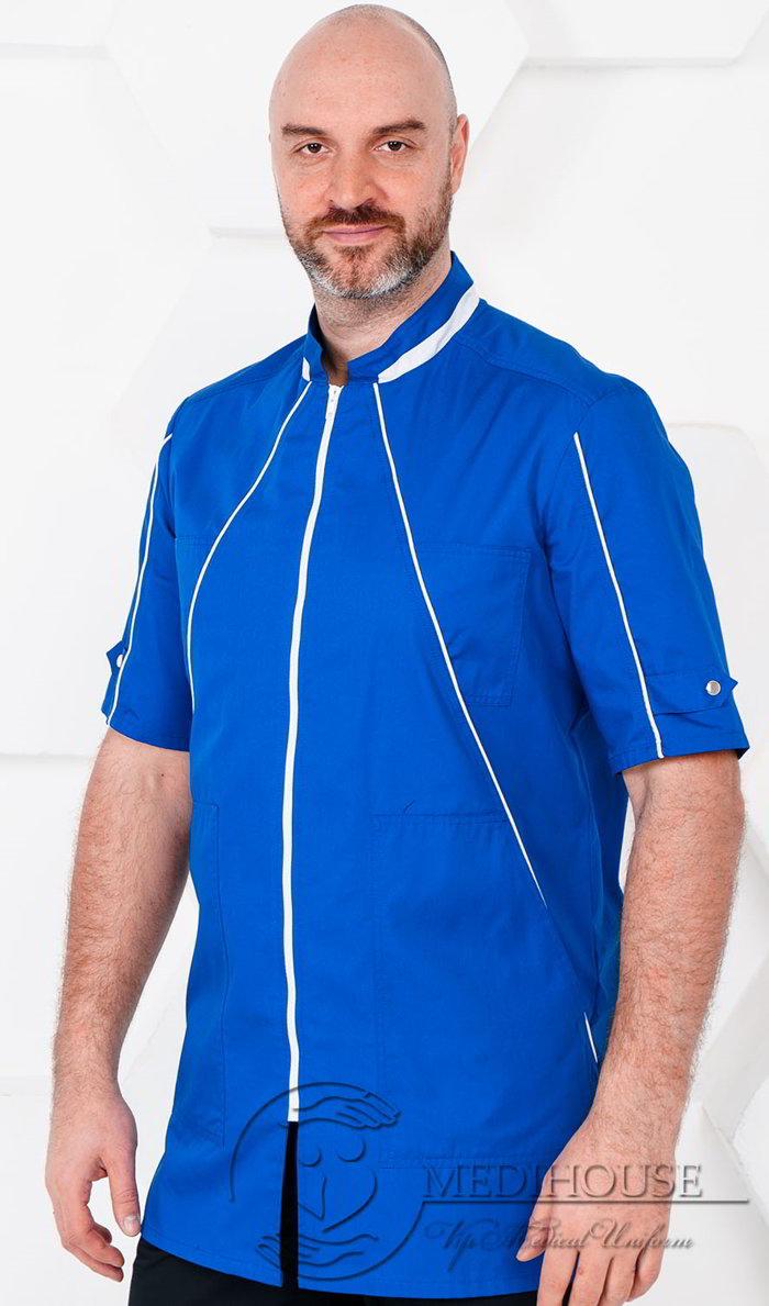 Мужская медицинская куртка Грация 2