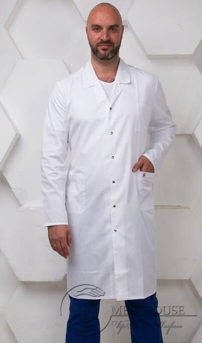 Мужской медицинский халат мод. 6