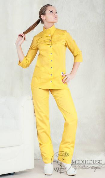 Женский медицинский костюм мод. Гармоника и мод. 8