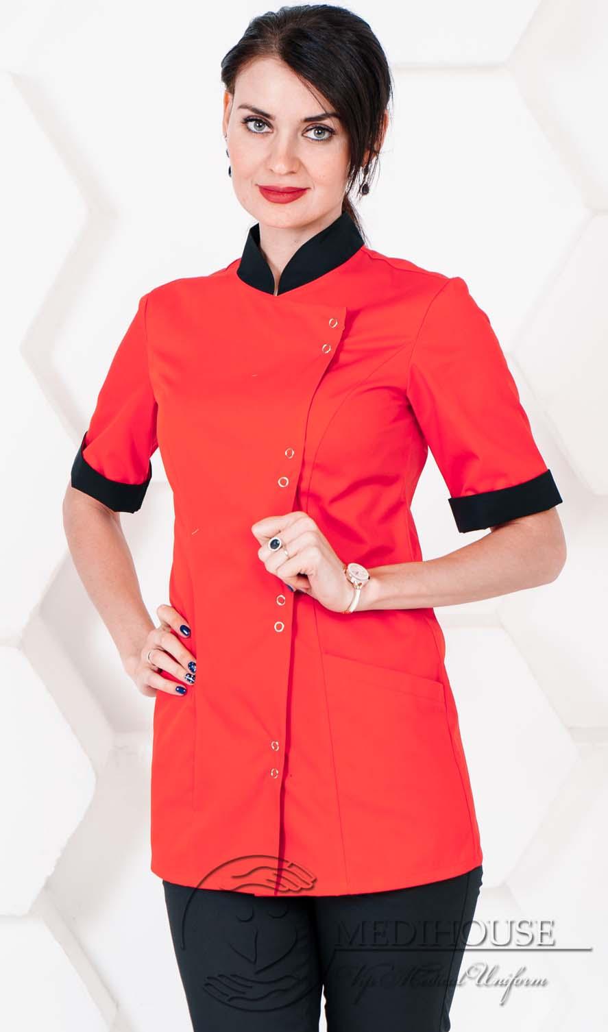 Женский медицинский блузон мод. 4 R&B