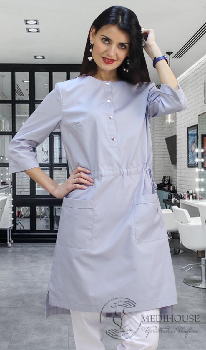 Женское медицинское платье мод. Веста Color