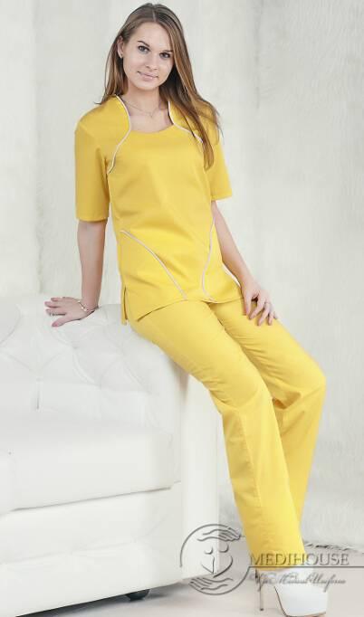 Женский медицинский блузон Румба
