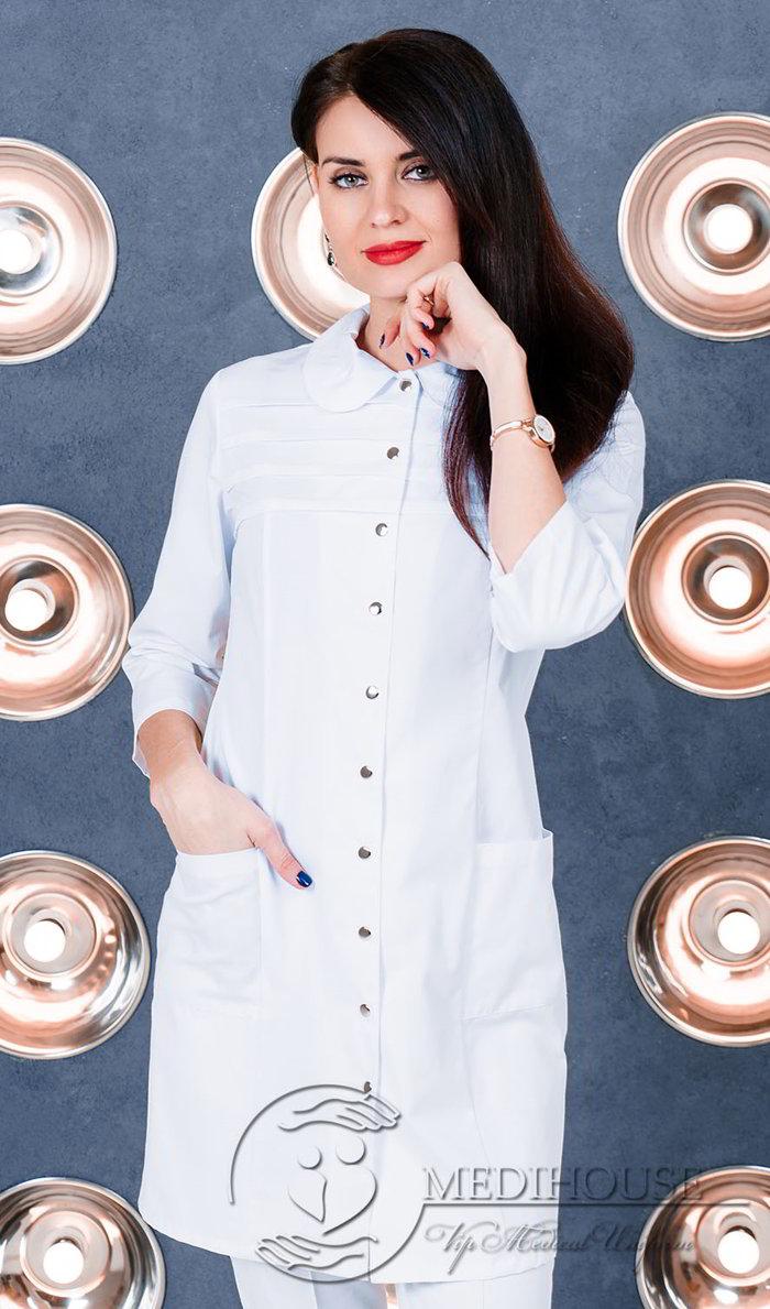 Женский медицинский халат Гармоника 2