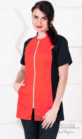 Женский медицинский блузон мод. 1.5.2 R&B