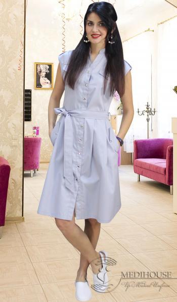 Женское медицинское платье мод. Премьера Fashion