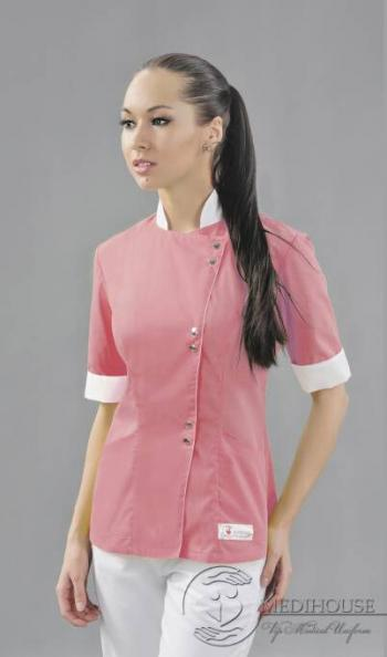 Женский медицинский блузон мод. 4