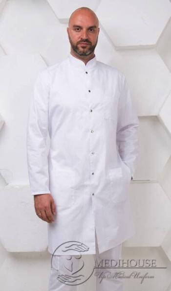 Мужской медицинский халат мод. 6.0.0